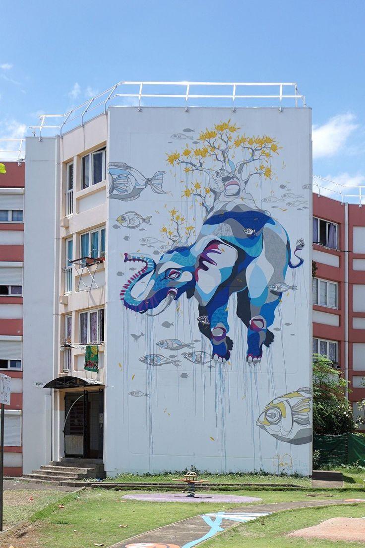 Street Art à la Réunion (2)
