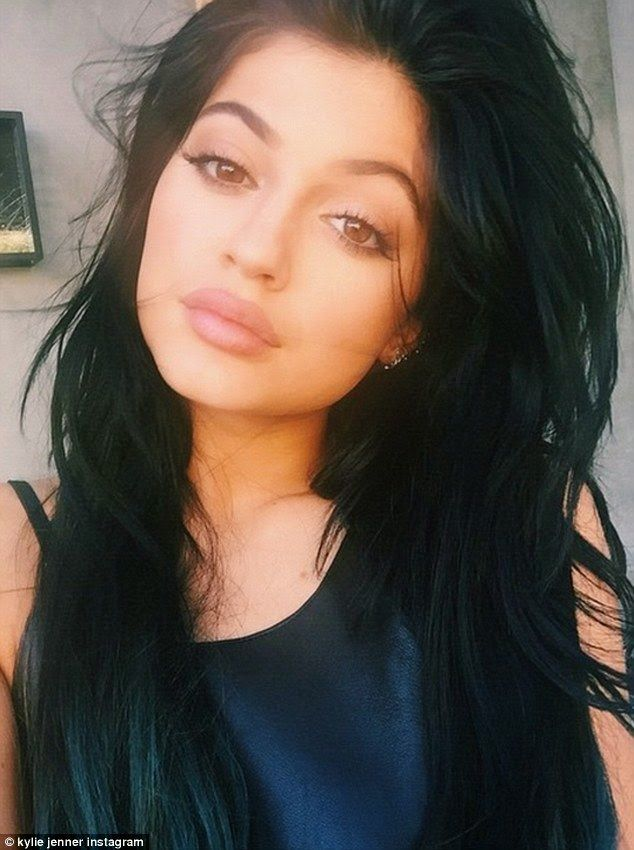 """Beauty and a Blog: The """"Kylie Jenner Lip"""". Kylie Jenner before and after, Mac cosmetics, over lined lips, lip injections"""