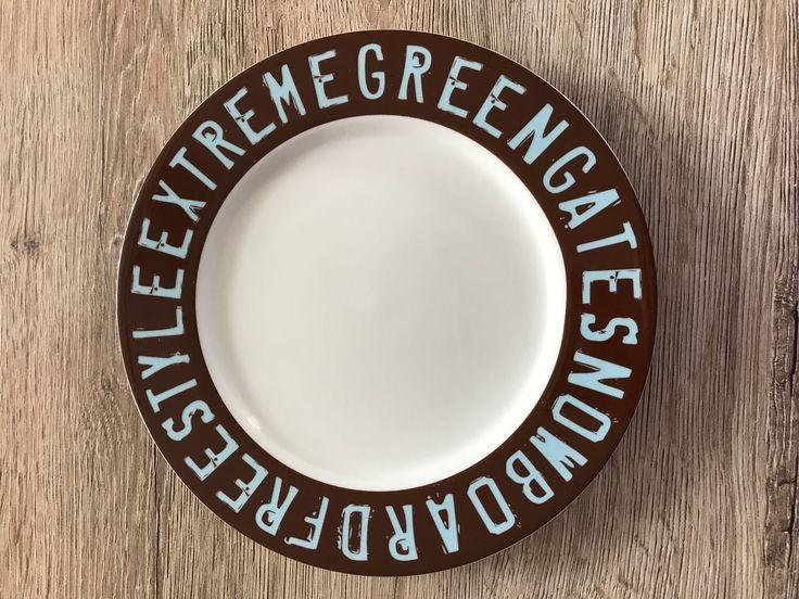 GreenGate Teller Plate Snowboard