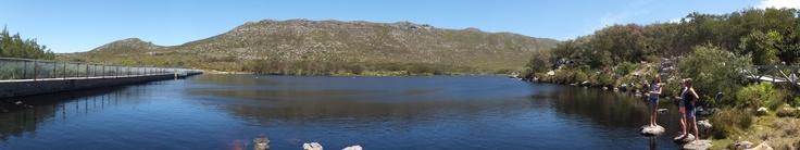 Silvermine Nature Reserve Dam, Cape