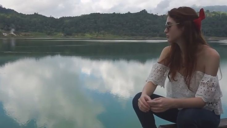 Pesona Indonesia : Pesona Danau Linow, Tomohon