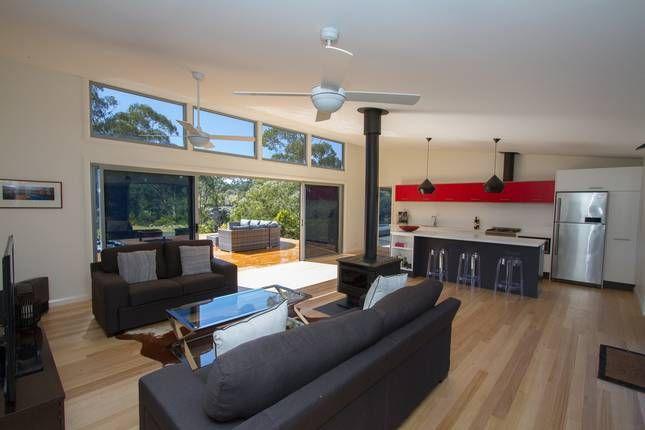 Ryleston House, living room