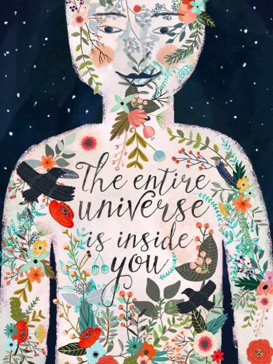 the entire universe mia charro