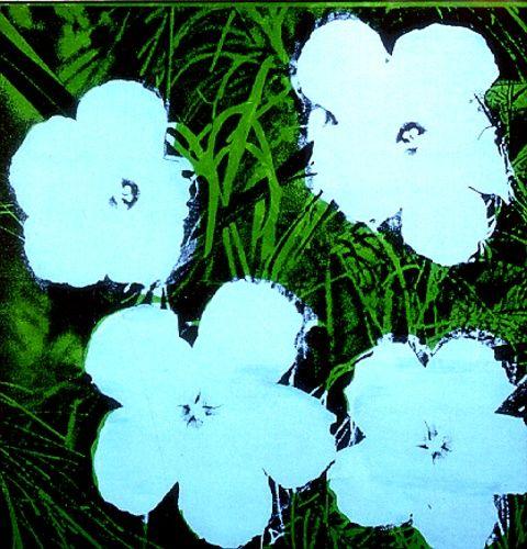 'Fleurs' de Andy Warhol (1928-1987, United States)                                                                                                                                                      Plus