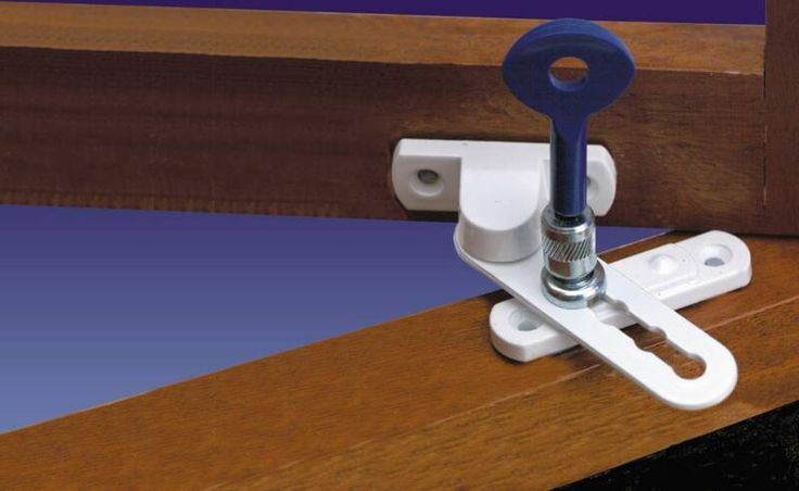 Architectural Ironmongery - Window Locks