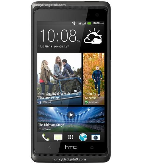 Features and Specifications of HTC Desire 600 Dual-SIM