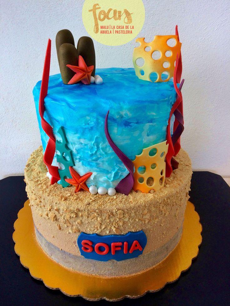 Aquatic Cake