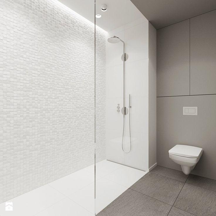 Wystrój wnętrz - Łazienka z prysznicem - pomysły na aranżacje. Projekty, które stanowią prawdziwe inspiracje dla każdego, dla kogo liczy się dobry design, oryginalny styl i nieprzeciętne rozwiązania w nowoczesnym projektowaniu i dekorowaniu wnętrz. Obejrzyj zdjęcia!