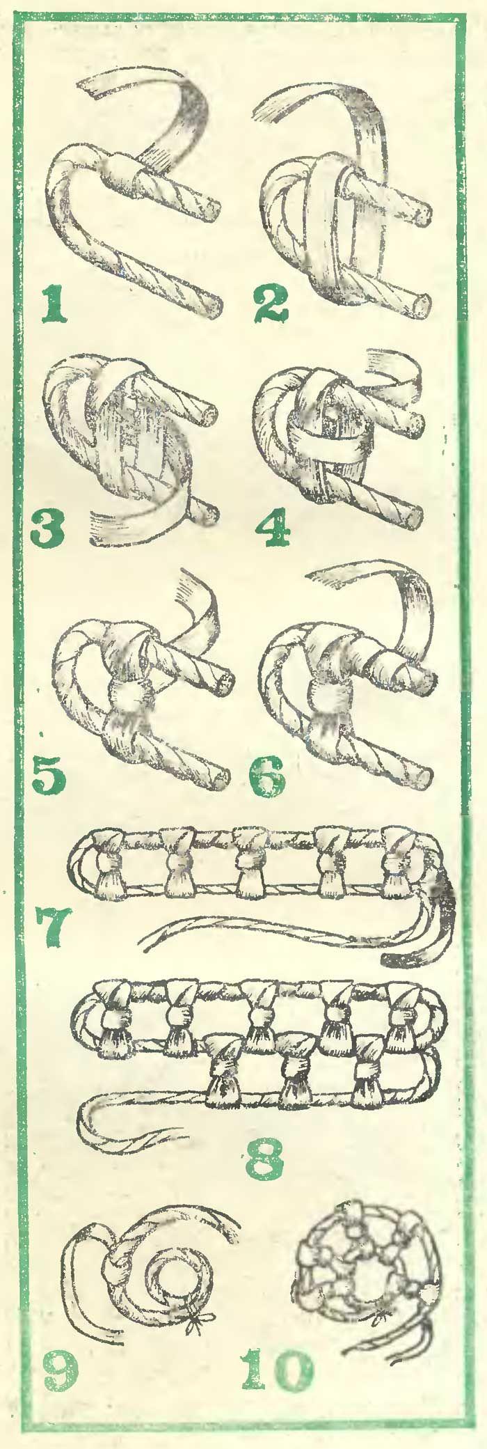 Мастера используют для плетения различных вещей листья и стебли рогоза и камыша, листья початков кукурузы. Их мы и рекомендуем вам для работы. В нашей стране пр