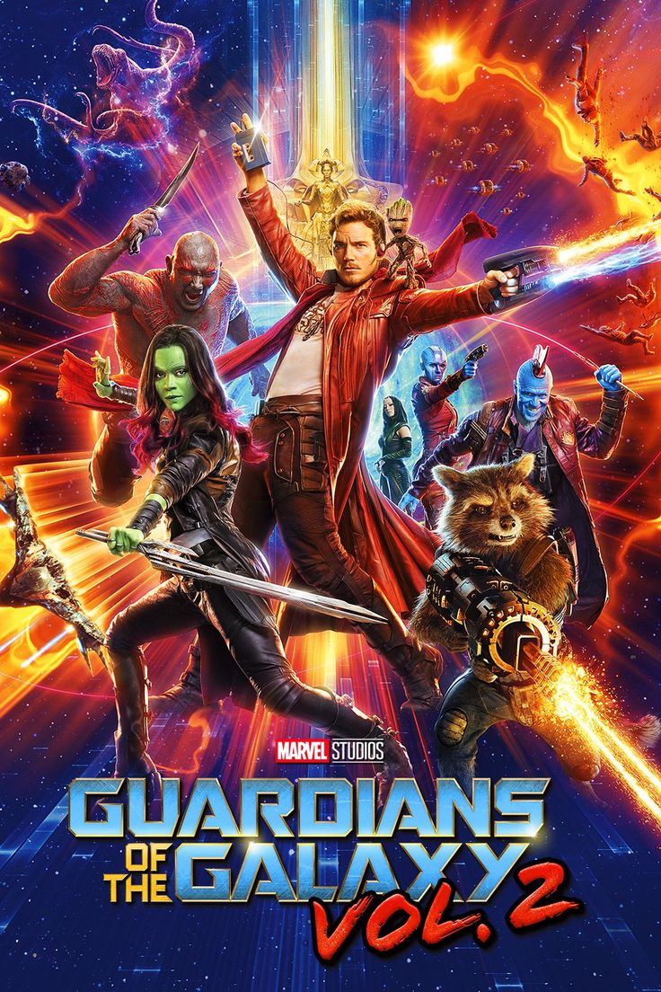 Guardians of the Galaxy Vol. 2 - OceanMovies
