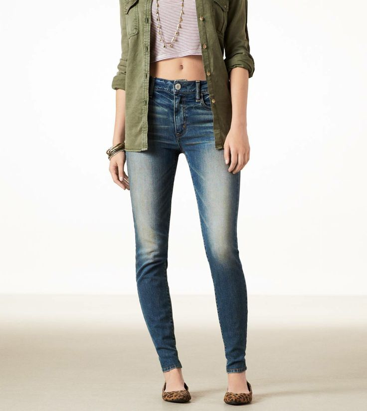 Hi-Rise Jegging | American Eagle Outfitters | Clothes ...