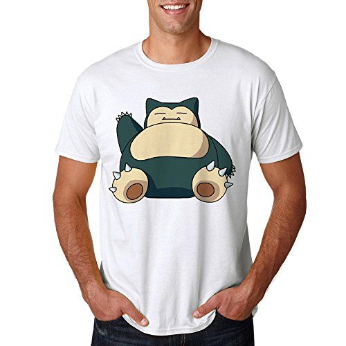 Pokemon Characters Snorlax for Men T-Shirt (Small, White)... https://www.amazon.com/dp/B01LAQ0Y76/ref=cm_sw_r_pi_dp_x_fM26xbKB3K3RS