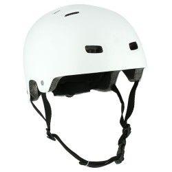 Helm MF 5 voor inlineskaten, skateboarden, steppen, fietsen wit