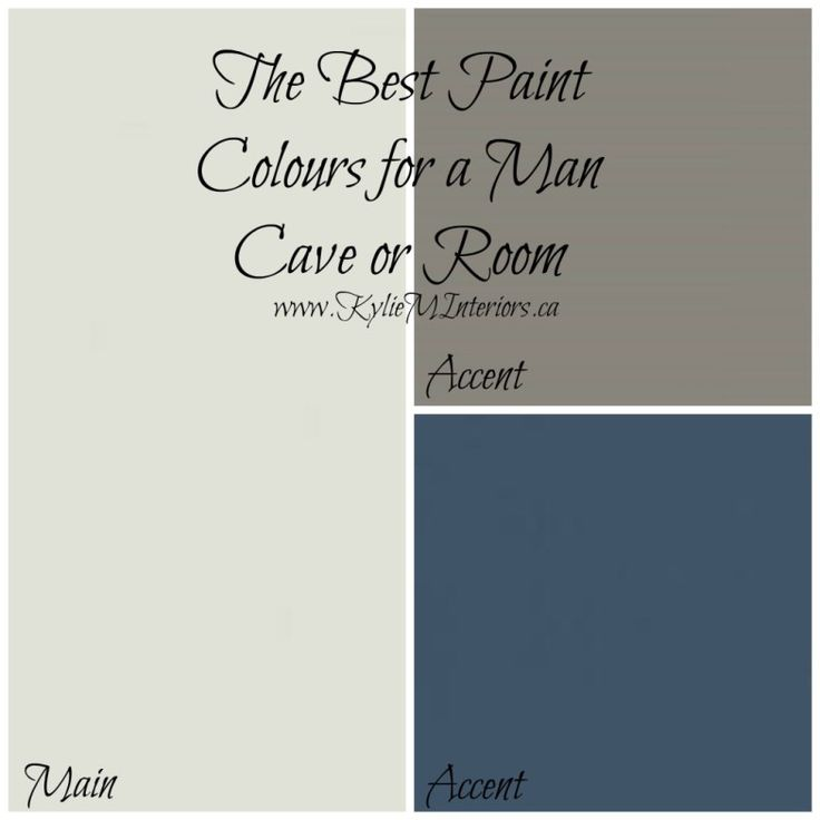 Paint Colour Ideas For Small Living Room Big Wall Clock Best Colors A Man / Cave | Basement ...