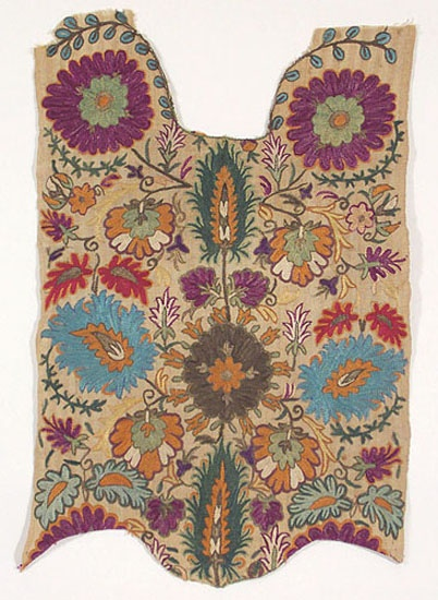 Ottoman textile fragment, c.1900, from the Vintage Textile archives.