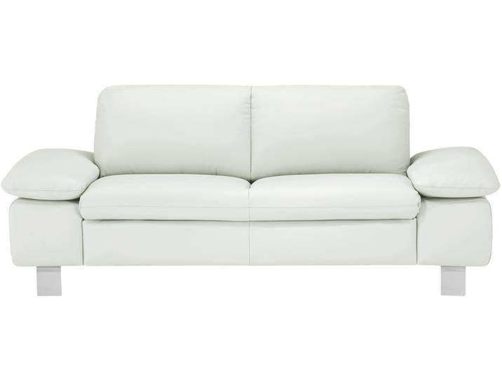 Smart Sofa Finola Weiss Masse Cm B 201 H 83 T 94 Hoffner Sofa Weiss 3 Sitzer Sofa Sofa