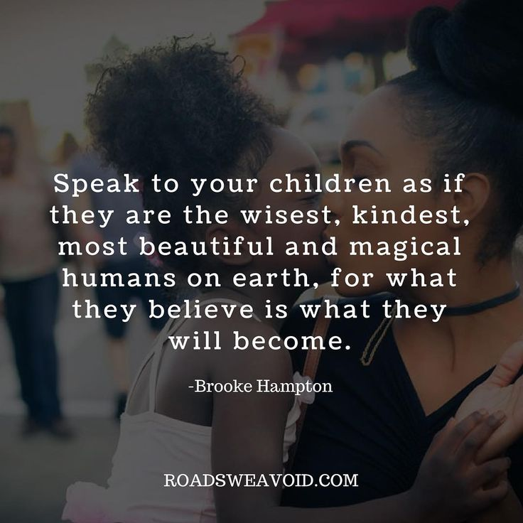 You become what you believe in. #roadsweavoid #children #believe #love #kindness #care #beautiful #bekind