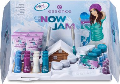 snow jam - essence cosmetics