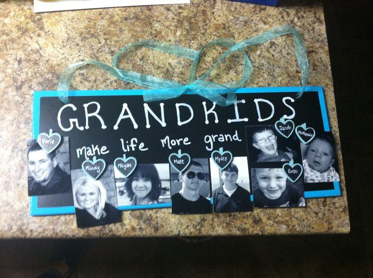 Present for grandma