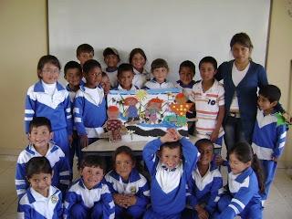 Los actores de las escuelas Qhapaq Ñan.  Qhapaq Ñan - Colombia