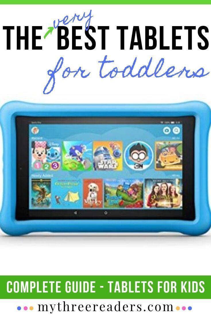 8 Best Tablets for Kids
