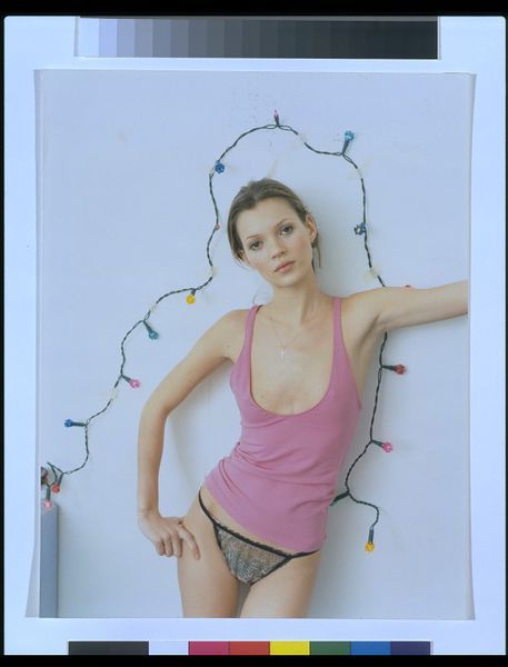 Kate Moss, Under Exposure, 1993 by Corinne Day, Great Britain. l Victoria and Albert Museum #Undressed