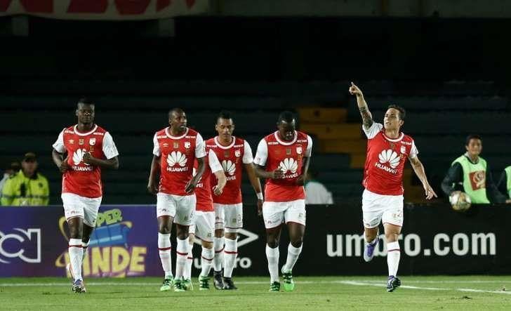 Independiente Santa Fe es séptimo del campeonato con 15 unidades.