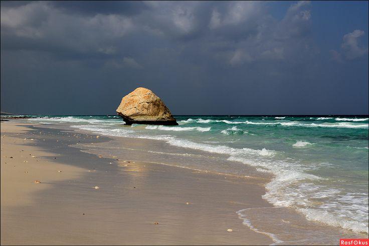 Побережье острова Сокотра