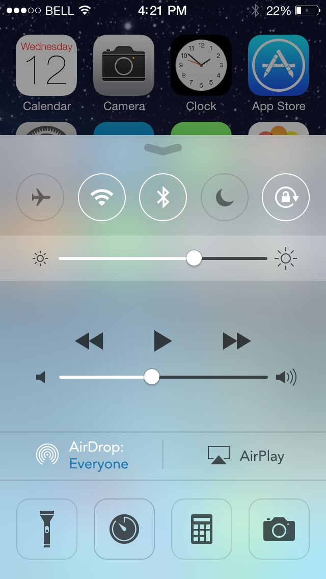 #ios7 this feature is totally useful. i love there #ui