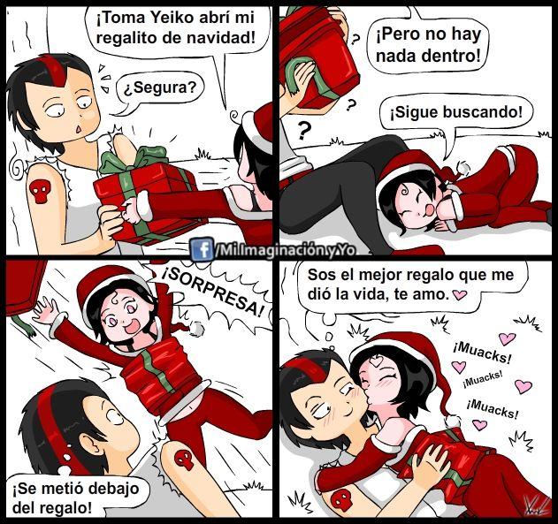 Amor Navideño :3