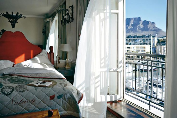 Suite with Marina Views, Cape Grace in Cape Town