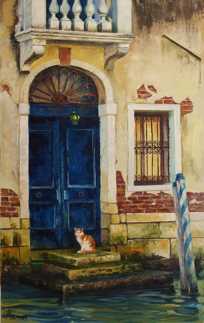 Кошь венецианская