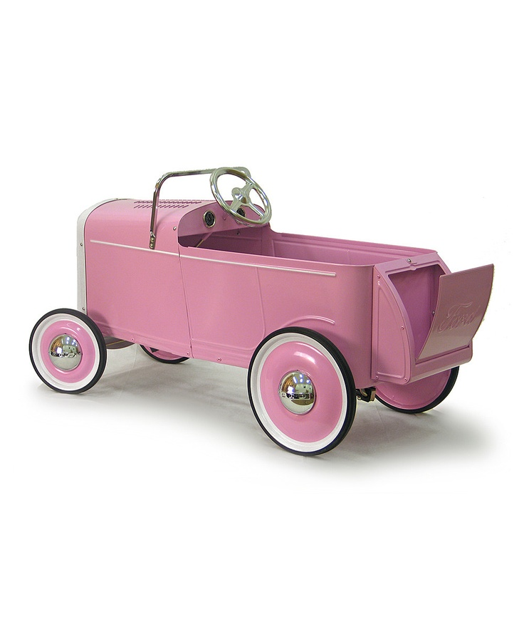 Best Pink Peddle Cars Images On Pinterest Pedal Cars Kids