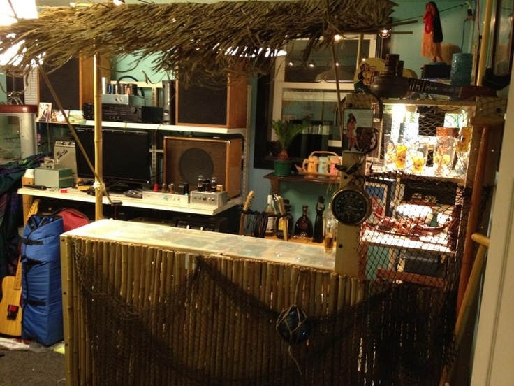 Man Cave Tiki Bar : Best man cave tiki bar images bars