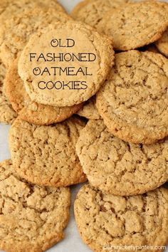 www.persnicketyplates.com old-fashioned-oatmeal-cookies ?print=3086