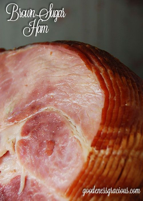 how to cook a ham shoulder