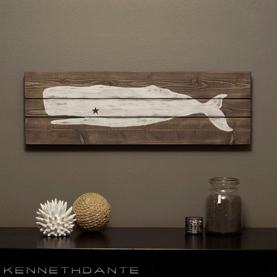 White Whale Wall Decor : Best images about folk art painting on
