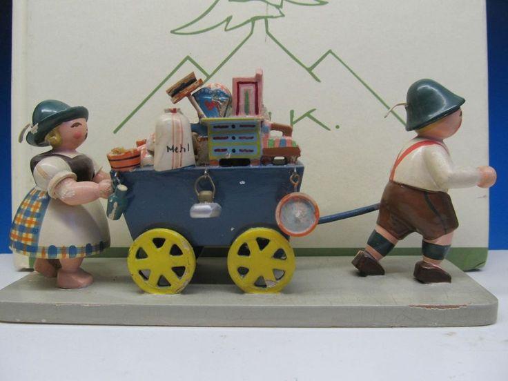 WENDT & KÜHN * Umzugswagen mit Tirolern * sehr alt | eBay