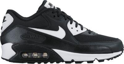 #Nike #WMNS #Air #Max #90 #Essential #Sneaker #Damen #schwarz/weiß -