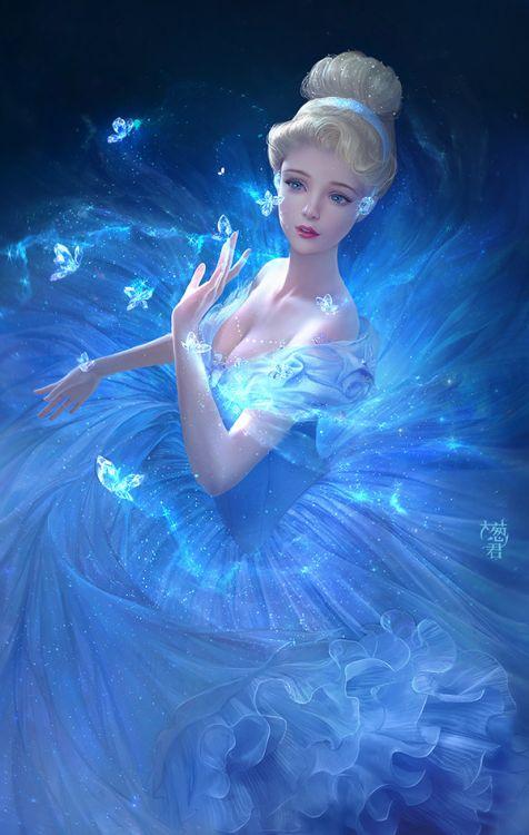 Cinderella | Da congjun