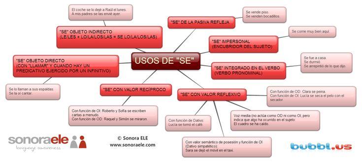 C1 - Los usos de SE.