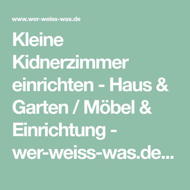 Kleine Kidnerzimmer einrichten - Haus & Garten / Möbel & Einrichtung - wer-weiss-was.de die Experten- und Ratgeber-Community