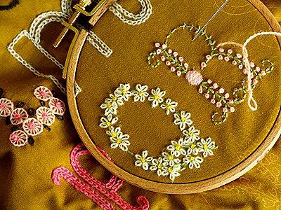 sooo pretty: Diy Ideas, Sewing, Embroidery, Pattern, Craft Ideas, Embroidery, Crafts, Crafty Ideas