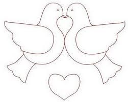 riscos passarinho - Google Search http://www.pinterest.com/halinakaminski/patterns-templets-tutorials/