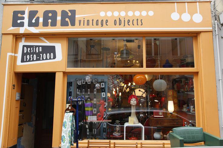 Elan - Vintage Retro (Antwerpen)