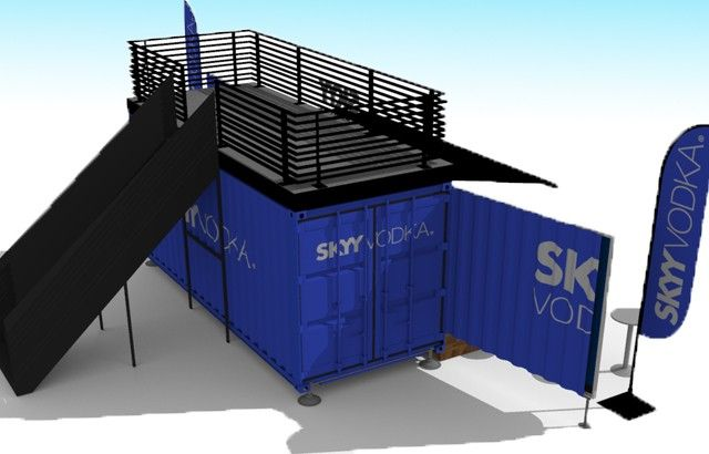 Shipping Container Modification | Popshopolis