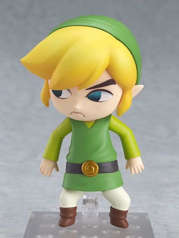 Nendoroid LINK from Goodsmilecompany / 大海原の次はあなたの部屋へ! 「ねんどろいどリンク風のタクトVer.」本日より予約受付開始