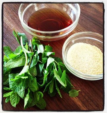 Sauce à la menthe pour agneau (recette anglaise) - les meilleures recettes de cuisine dÔdélices