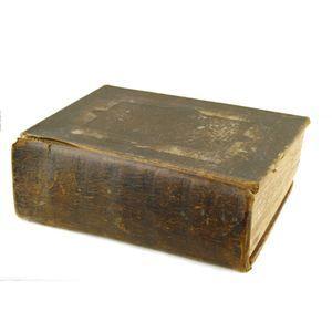 BIbel från 1828