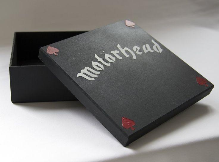 Caixa MDF - Motorhead - Comprar em Pietro Artesanatos